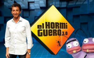 Gema Hassen Bey en el Hormiguero de Antena 3