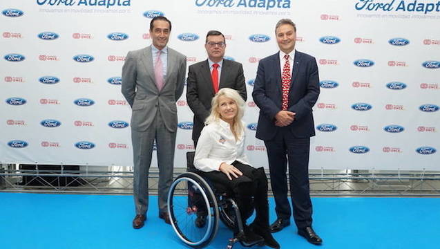 Gema ford once adapta